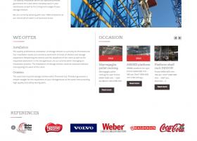 Proinstall.fr – Изработка на корпоративен уеб сайт